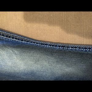 Express Jeans - Express jeans with white seam